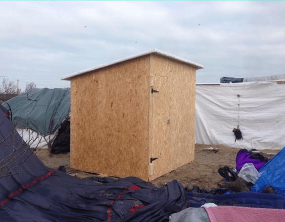 Shelter in Calais
